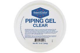 10 oz piping gel americolor corp