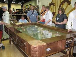 Game Table Plans The 8 500 Gaming Table You Want Slashdot