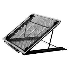 laptop lap desk computer table bed tray notebook cooling pad 15