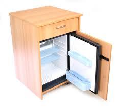 frigo pour chambre table de nuit avec frigo dometic ds400 modèle encastré tables de