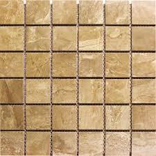 msi onyx 2 x 2 porcelain mosaic tile in noche reviews wayfair