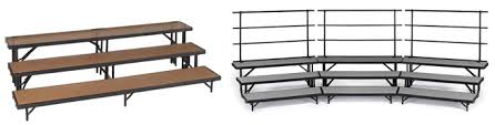 Choir Stands Benches Stage U0026 Riser Buyer U0027s Guide