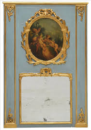 antique french trumeau mirror could use pictures from marie
