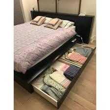 boconcept limo queen bed w storage aptdeco