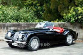 jaguar xk120 roadster auctions lot 22 shannons