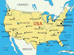 us map states houston us map states los angeles 12794580 the united of america inside