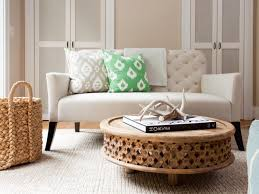 Mango Wood Coffee Table Coffee Table Styling Ideas Hgtv S Decorating Design Hgtv