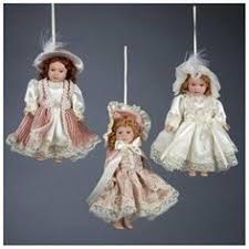 doll heads ornaments ornament