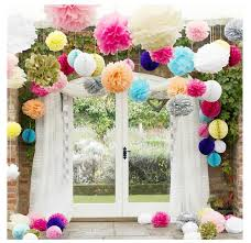 Marriage Home Decoration Online Buy Wholesale Diy Pom Poms From China Diy Pom Poms