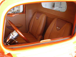 Chevy Truck Interior 1937 Chevy Truck Custom Interiorhot Rod Interiors By Glenn