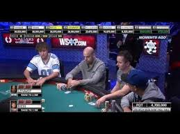 2017 world series of poker final table trendopic trending topics breaking news daily