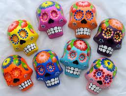 dia de los muertos sugar skulls celebrate hispanic culture and arts with sugar skull