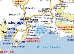 us map anchorage alaska united states map map of usa