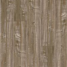 Driftwood Laminate Flooring Shop Armstrong Beveled Wood 5 31 In W X 3 95 Ft L Driftwood Walnut