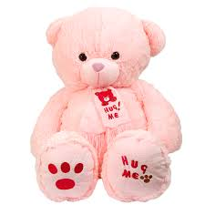 express love to your sweetheart by presenting an adorable teddy bear