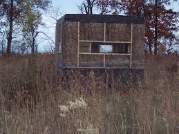 Pop Up Ground Blind The Last Walk With The Rifle For 2012