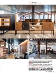 Torres Upholstery Interior Design Nov 2015 Spinneybeck