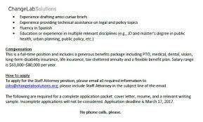 changelab solutions u2015staff attorney kabanc