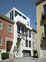 Feldman Architecture Life At The Top With Telegraph Hill House In San Francisco Home