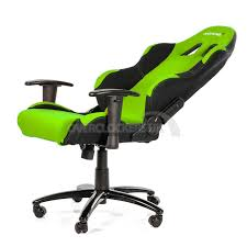 Cloud 9 Gaming Chair Ak Racing Prime Gaming Chair Green U0026 Black Ocuk