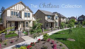 chateau style homes new chateau style homes at villebois