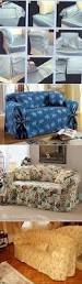 No Sew Slipcover For Sofa Couch Cover To Protect From Sticky Hands And Dirty Paws Diy