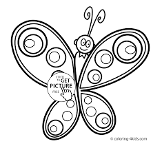 butterfly coloring pages to print nature coloring pages for kids printable free