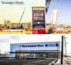 scungio borst and associates llc completes 1st container store in