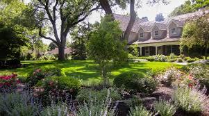 Big Backyard Landscaping Design Ideas  Stunning Landscaped Lawn - Landscape designs for large backyards