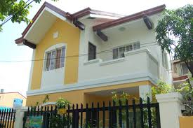 look of small house design philippines