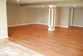 Basement Laminate Flooring Best Way To Install Laminate Flooring In Basement Wooden Home
