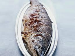 stuffed whole wild salmon recipe tim love food u0026 wine