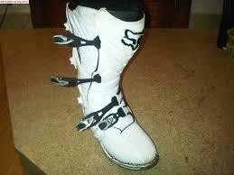 fox f3 motocross boots enduro fox f3