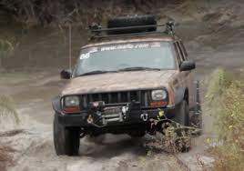 raised jeep cherokee lifted jeep cherokee u0027xj u0027 off road one take at the firm youtube