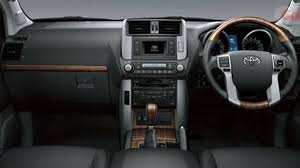 Toyota Land Cruiser Interior Interior Image Toyota Land Cruiser Prado Photo Carwale
