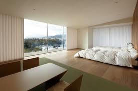 Astounding Japanese Interior Designs With Minimalist Charm - Japanese interior design bedroom