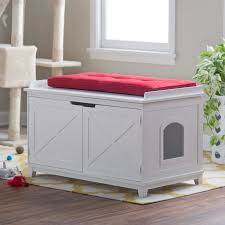 furniture exciting cat furniture design with hidden litter box