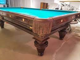 brunswick brighton pool table brunswick 150th anniversary union league pool table 9