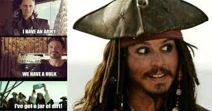 Pirates Of The Caribbean Memes - 15 hilarious pirates of the caribbean memes that will have you