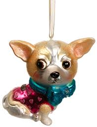 blown glass ornaments at designer silk trees and
