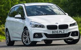 bmw jeep white bmw 2 series gran tourer review better than a vw touran