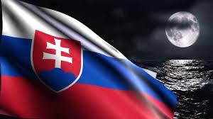 Slovak Flag Slovenská Vlajka Nočné Slovakia Flag Slovakya Bayrağı Youtube