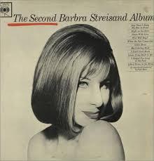 barbra streisand the second album mono original uk vinyl lp