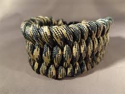 weave survival bracelet images Paracord survival bracelet trilobite weave high caliber creations jpg