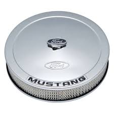 mustang cleaners mustang air cleaner 13 ford mustang chrome black