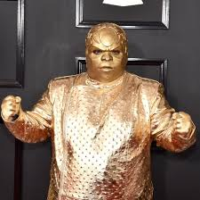Gold Memes - ceelo green s grammys outfit know your meme