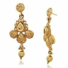 bridal necklace set gold images Gold plated bridal necklace set for women girls jpg