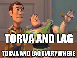 Buzz Everywhere Meme - torva and lag torva and lag everywhere buzz lightyear quickmeme