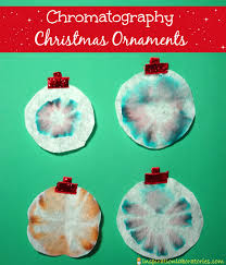 chromatography ornaments inspiration laboratories