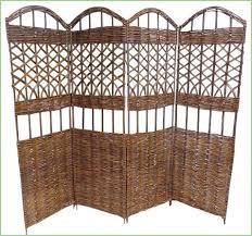 decorative hanging room dividers inspire willow screen 4 panel